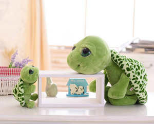 creative cute turtle doll Personalized gifts plush toy kid toy baby box turtles for sale