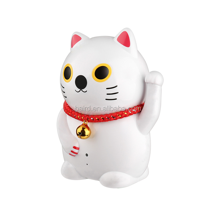Cute animal shape security baby wi-fi hidden camera with voice recorder