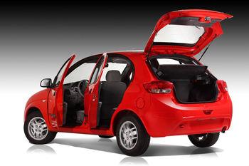 tiba 2 hatchback buy automobile product on alibaba com
