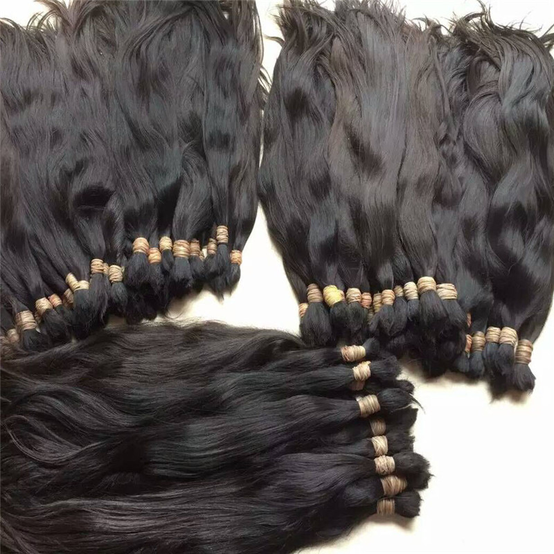 "More popular 100% unprocessed 8"" to 30"" Cambodian human hair vendors wholesale tangle free raw Cambodian hair"