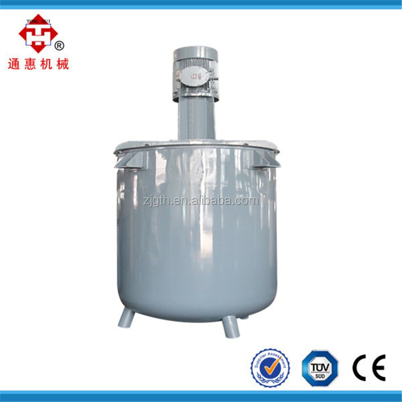 Factory Supply Adhesives and Chemicals Mixing Tanks