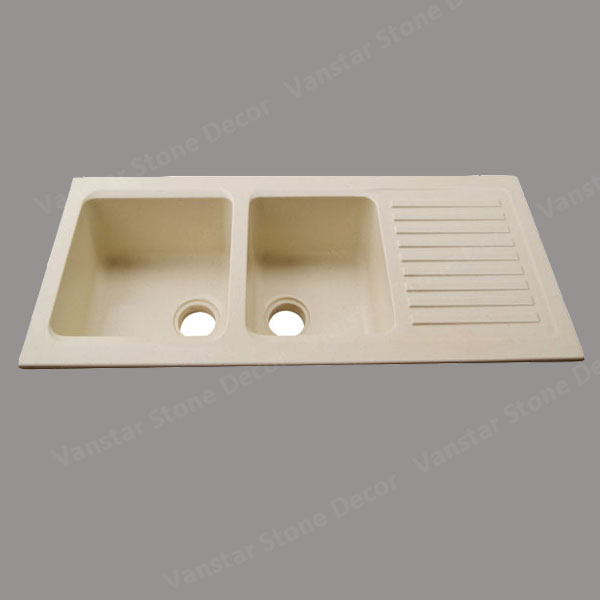 Hot Ing Corians Built In Drainboard