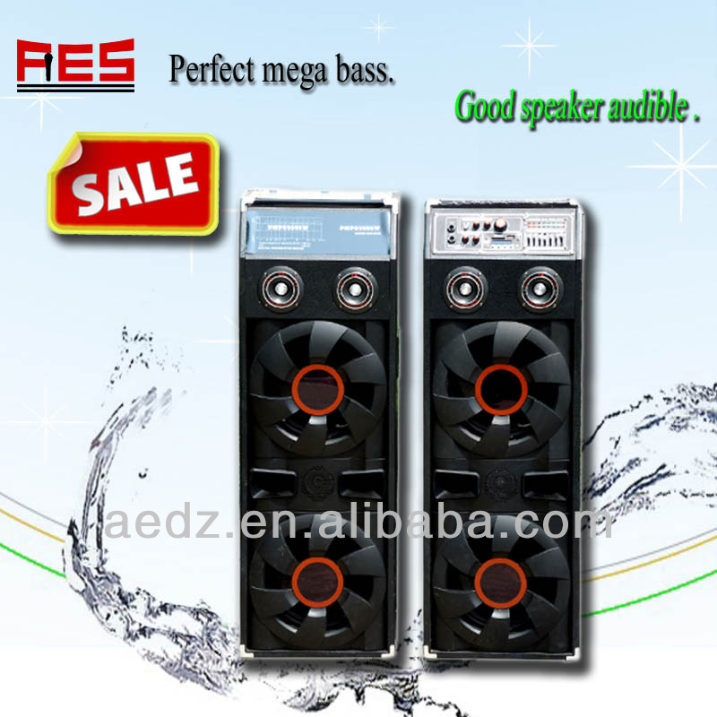 best hot sale active speaker audio hifi amplifier home theatre system with colorful light
