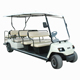 Wholesale 11 seat airport mini electric golf cart (LT-A8+3)