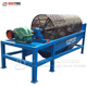 Quality reliable placer sand gold mobile trommel screen