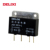 DELIXI China Factory Buy Discount 12V High Level Trigger timer relay