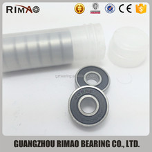 no noise stainless bearing S608 zz ice skating bearing 608 deep groove ball bearing 80018