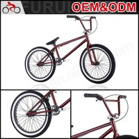 "20"" freestyle steel frame Racing Bicycles the mini bmx bike"