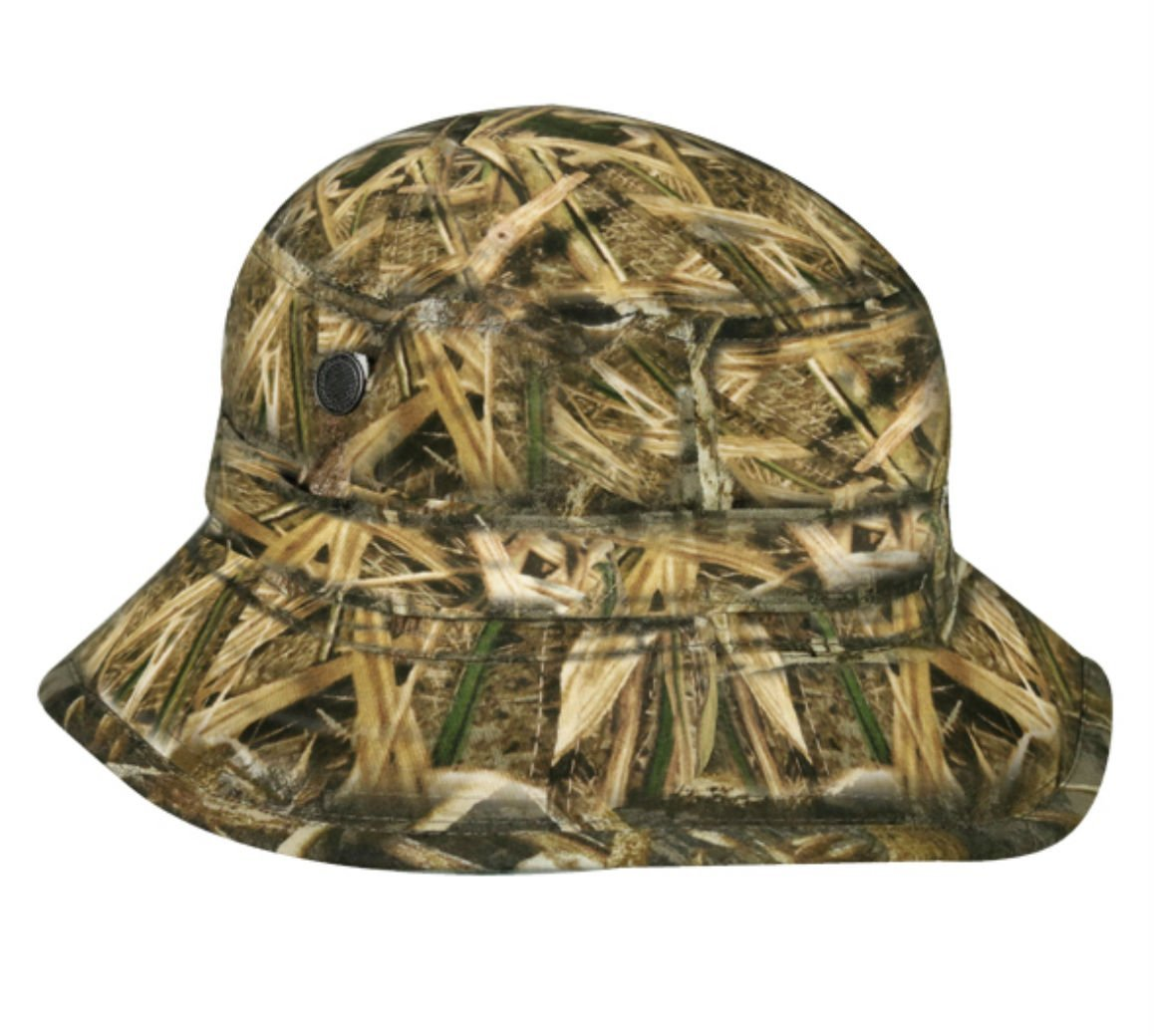 708e2e46060 Get Quotations · Realtree Boonie Hat with Adjustable Chin Strap