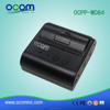 OCPP-M084: small handheld portable android tablet bluetooth thermal POS printer in USB rs232 similiar with tattoo