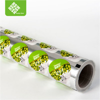 Hot selling pp cup sealing laminated wrapping film roll with sgs