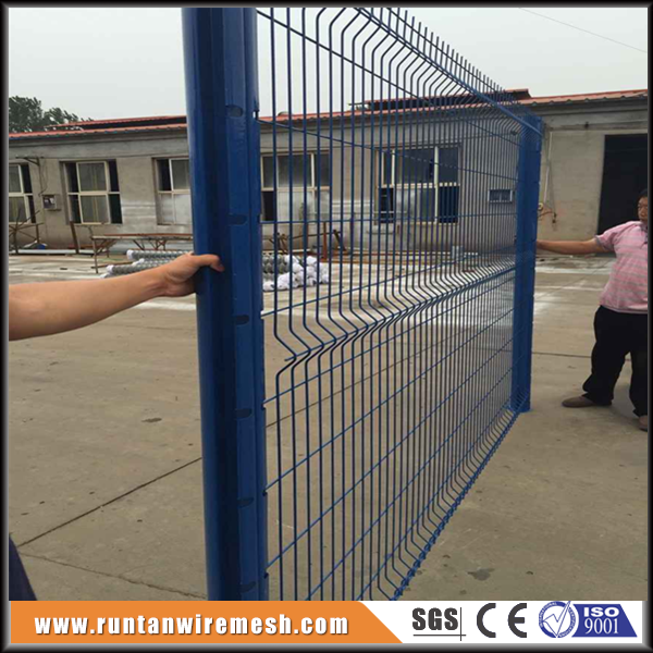 Yard Guard Pvc Coated Welded Wire Fence Panels/vinyl Coated Welded ...