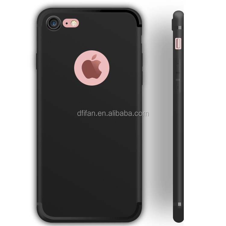 DFIFAN mobile case for iphone7 2017 New Arrival color change Cheap Mobile Phone Case for iphone 7 tpu