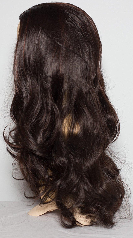 Buy New Style Synthetic Hair Kanekalon Dark Blue Men Female Short