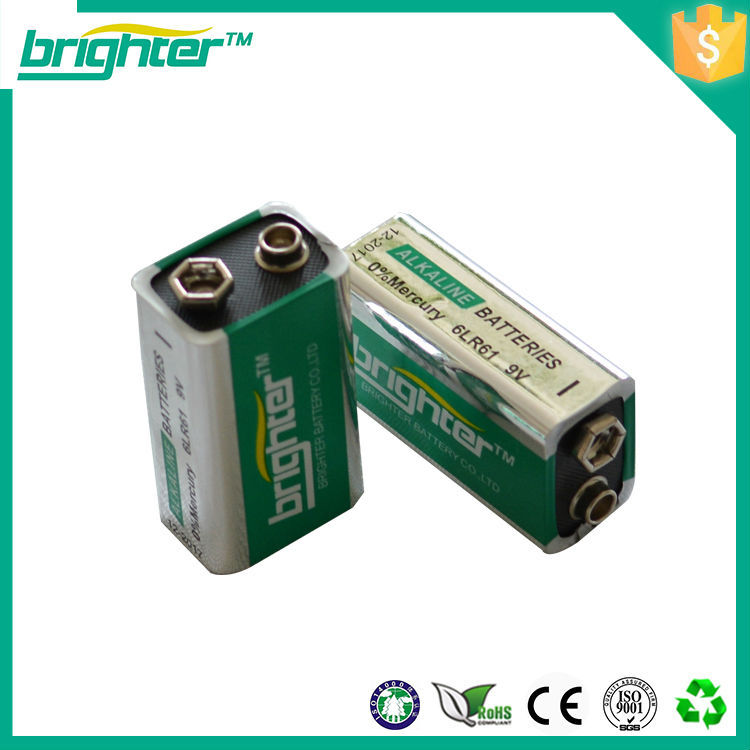 a 9v battery lasting 120 minute and convienence pack