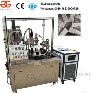 Automatic Shoe polish filling machine Toothpaste tube filling machine for  sale