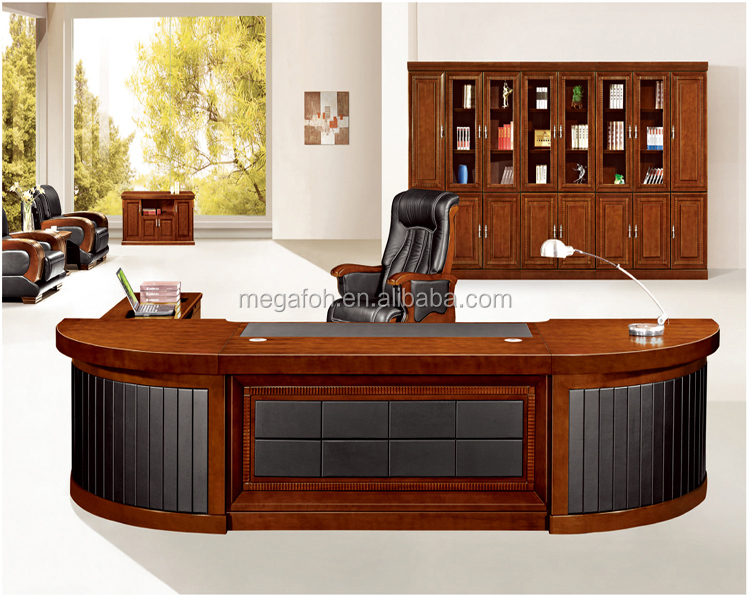 Professional Office Furniture Desk Modern Ceo L Type Table
