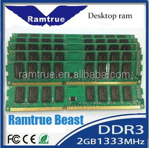 Full compatible PC&NB ram ddr3 4gb used memory with original chips desktop