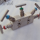 stainless steel 5 Valve Manifold - Direct Mount