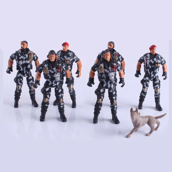Plastic Soldier Action Figure Toy,Plastic Toy Soldiers Simulation Toy  Soldier Model - Buy Plastic Toy Soldiers Simulation,Plastic Soldier Action