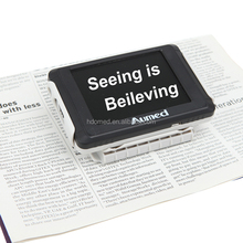digital electronic video magnifier for visually impaired