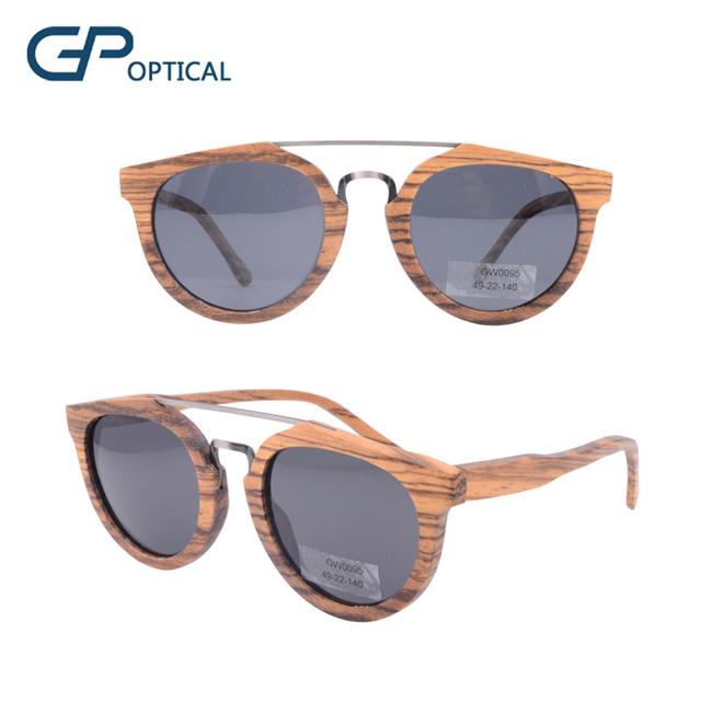 4589b9a8198a GW0095 2017 Top Quality Fashion wood sunglasses Custom Logo Handmade wooden  sun glasses