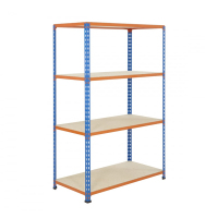 Customize Warehouse Storage Shelving Rack Heavy Duty Shelf 500KG Loading Capacity