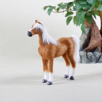 Lifelike Toy Horses Real Looking Animal Toy Farm Animals Models