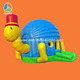 Turtle bouncer jumping castle chinese inflatable toy
