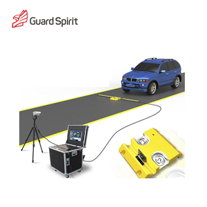 mobile type Automatic Under Vehicle Inspection System for car security