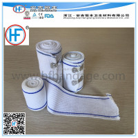 HF B3/BLUE LINE /HIGH ELASTIC BANDAGE/COTTON POLYESTER RUBBER