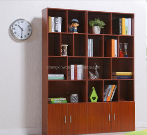 High Quality fashionable and simple modern commercial bookcase for filing cabinet