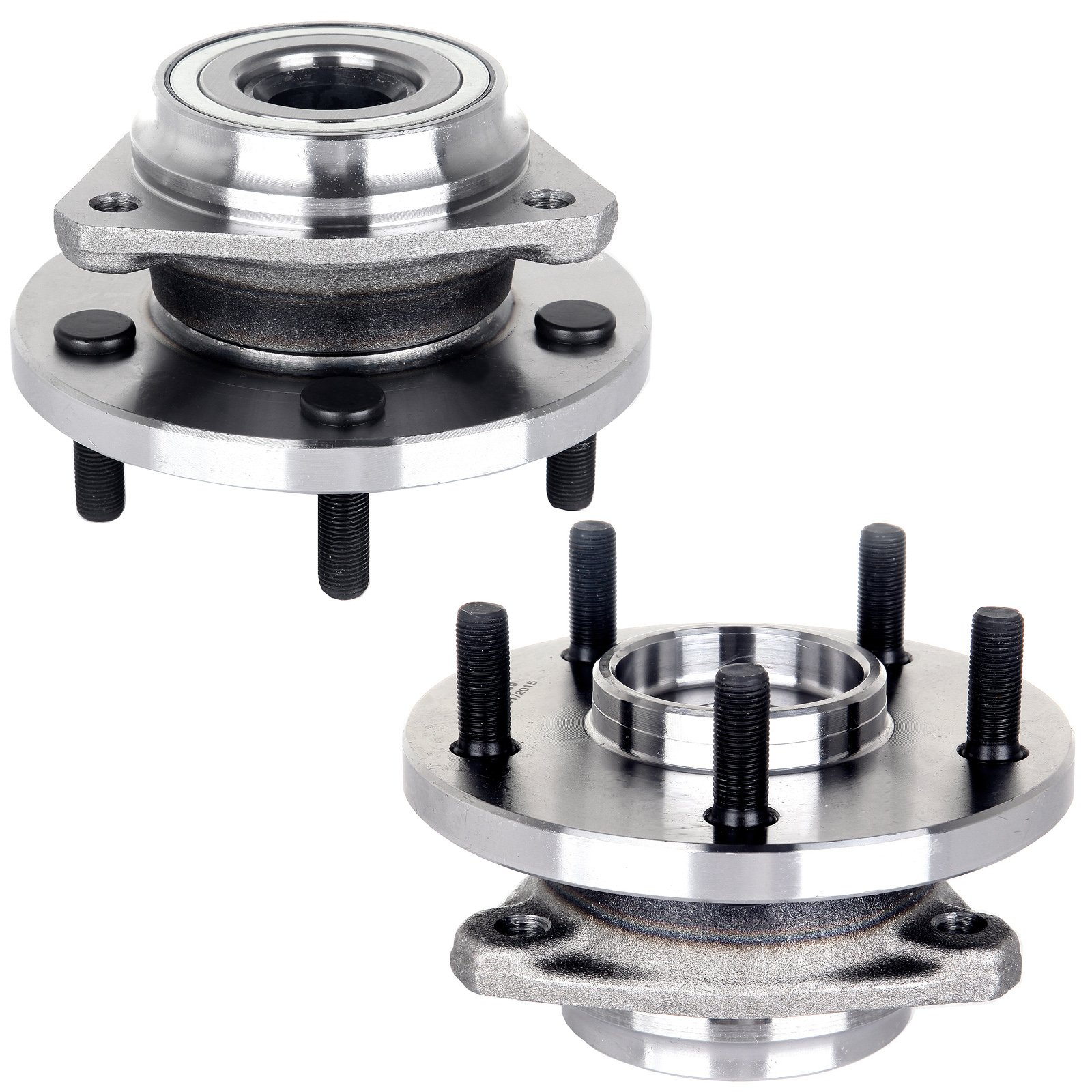 ECCPP 513159 Front Wheel Hub & Bearing Assembly for 99-04 Jeep Grand Cherokee (513159 x2)