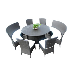 contemporary dining room sets rattan patio furniture dining set