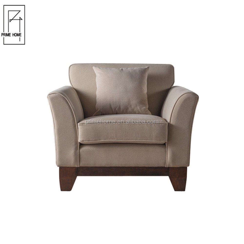 Support oem French Style Solid wood Sofa