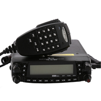Quad band TH-9800 75w long range mobile transceivers
