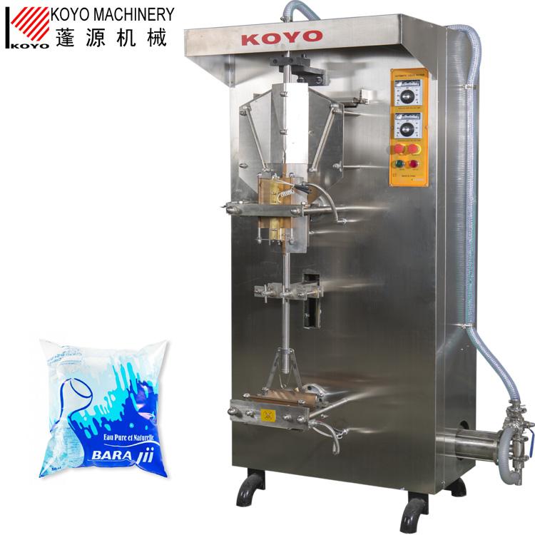 Koyo Sachet Pure Water Machine Nigeria - Buy Koyo Sachet Pure Water Machine  Nigeria,Sachet Water Making Machine,Mineral Water Production Line Product