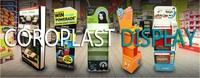 Promotional Products Plastic Floating Supermarket Display Shelf ...