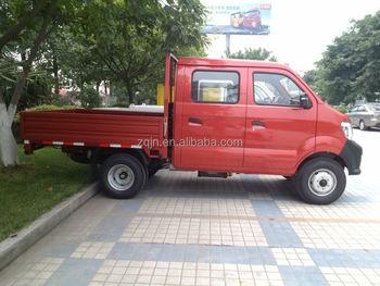 Sinotruk 4x2 Mini Dumper Truck Cdw Diesel Engine 2 Ton