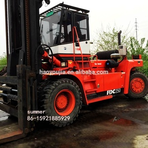 25tons fantuzzi forklift/25t forklift price in china