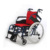 hospital disabled manual wheelchair with swing away armrest