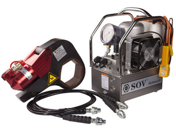 Hydraulic Low Profile Hexagon Hydraulic Torque Wrenches, View Torque  Wrench, SOV Product Details from SOV Hydraulic Technology (Shanghai) Co ,  Ltd  on