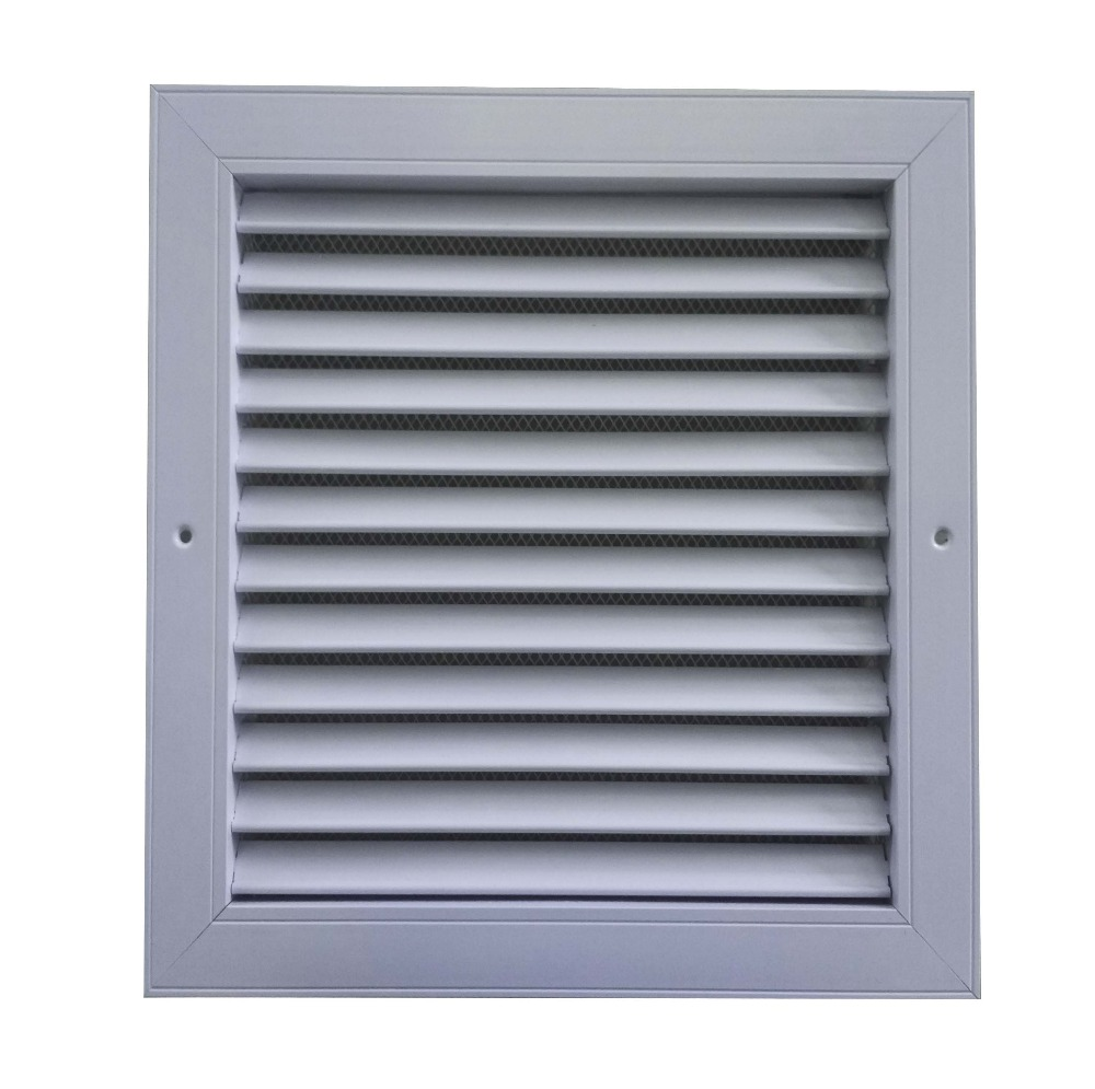 Bathroom vent grill