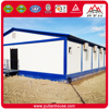 prefabricated steel frame container houses with CE&BV certificates
