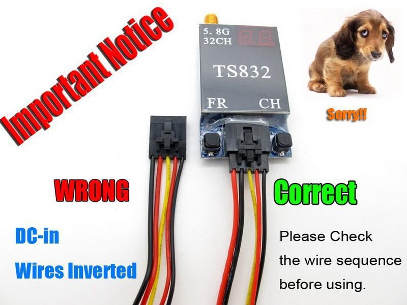 HTB17zCPHFXXXXaaXXXXq6xXFXXXC boscam fpv ts832 5 8g 600mw 32 channel wireless audio video ts832 transmitter wiring diagram at creativeand.co