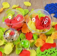 Round Christmas Tree Craft Ornament Gift Transparent Plastic Ball