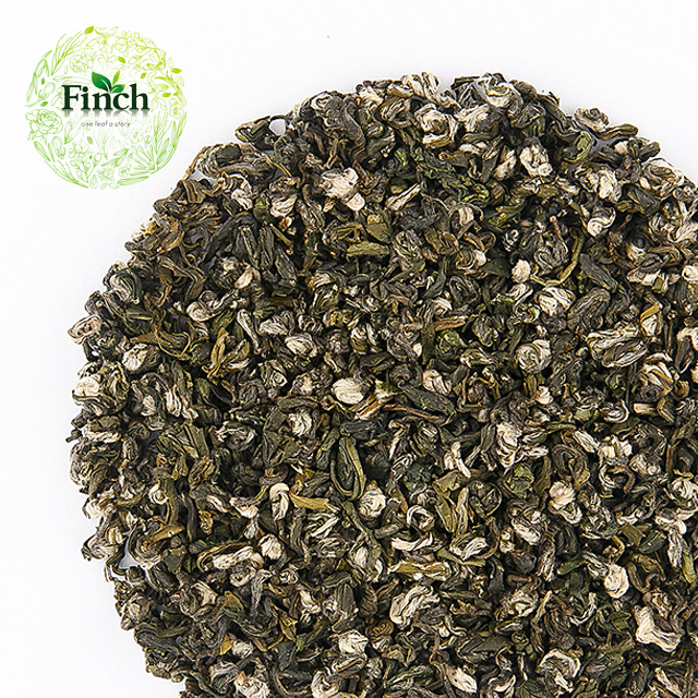 Chinese Famous White Monkey Paw Green Tea or Bi Luo Chun Green Tea With Wholssale Price