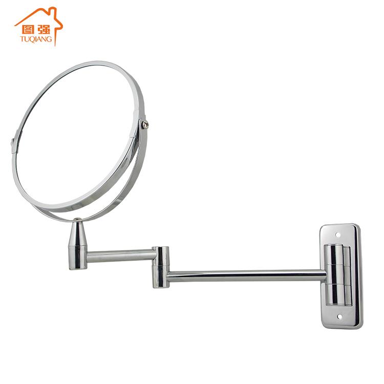3X wand hängen runde klapp spiegel für hotel