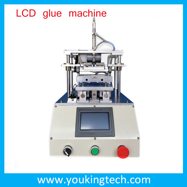 Freeshipping Automatic Glue Remover Machine OCA Adhesive Clean Device for iPhone 6 5 4 Samsung S3 S4 S5 Glue Remove Machine