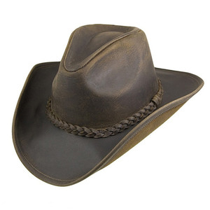 e0875ed7587 Wholesale leather cowboy hats made in mexico